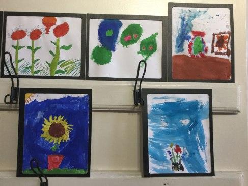 School Sessions nfor Flower Festival